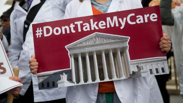 Affordable Care Act Ruling Expected to Intensify Health Care M&A