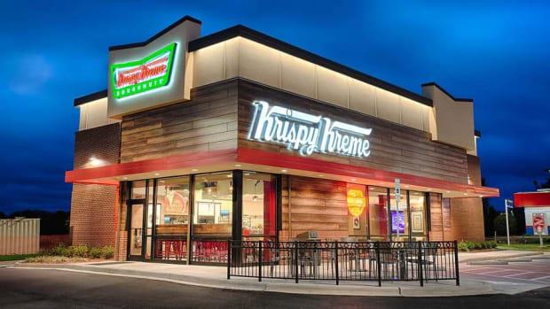 Donut Maker Krispy Kreme Just Baked Up Something Sweet For Investors