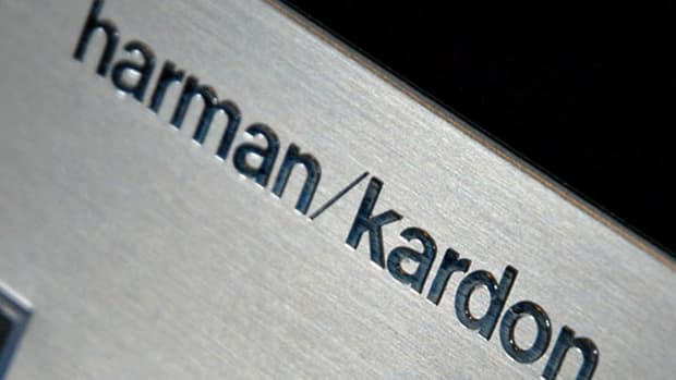 Harman Could Be Headed Higher