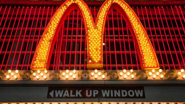 McDonald's Sues Ex-CEO Easterbrook
