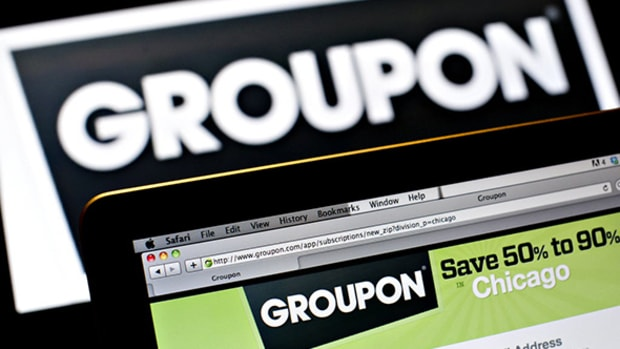 Groupon Turnaround Story: Sales and Stock Price up Under New CEO
