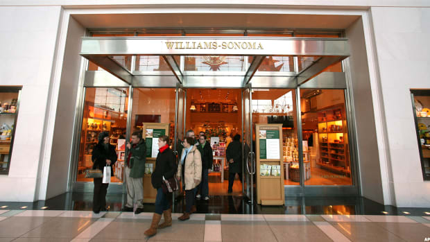 Williams-Sonoma Cooks Up Quant Upgrade and Positive Charts