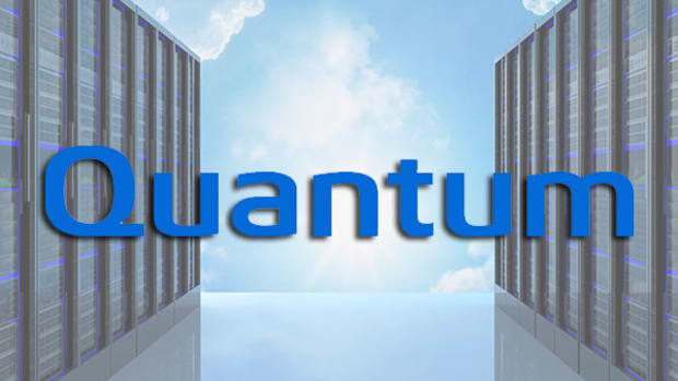 Quantum's Leap: Data Storage Pioneer Is Set for Explosive Growth