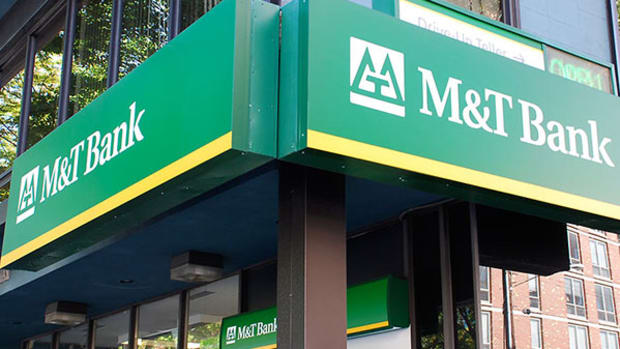 M&T Bank (MTB) Stock Higher Following Q1 Earnings Results