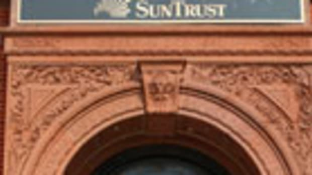 SunTrust Bank Shares Are Cheap Despite Reaching New 52-Week High