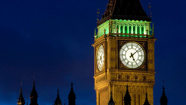 Royal Baby and P.M. Election Boost British Stocks: ETF Tracks FTSE 100