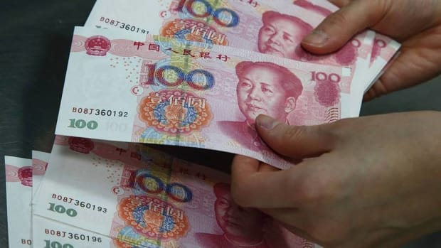 Yuan Devaluation Is Good News for Gold Bulls: Bloomberg Intelligence