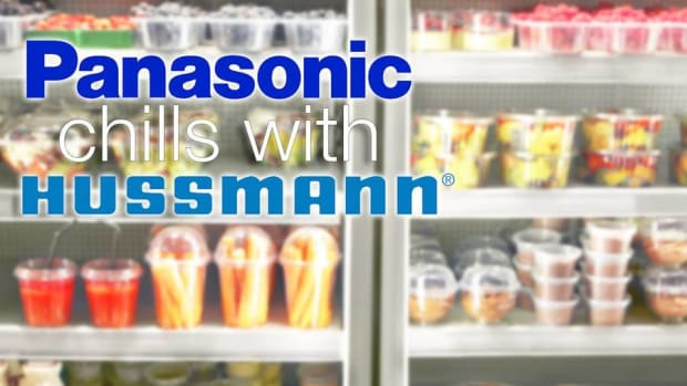 Panasonic Strikes $1.55B Deal for Refrigerator Case Maker Hussmann