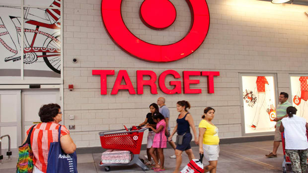 Target Is on the Mark With Potential for 20% Upside in 2015
