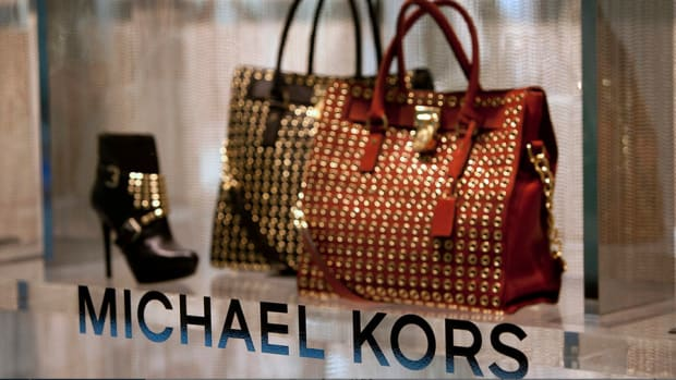 Michael Kors Issues Disappointing Outlook, Shares Slump