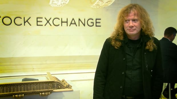 How Does Your Taste in Wine Compare to Megadeth's Dave Mustaine?