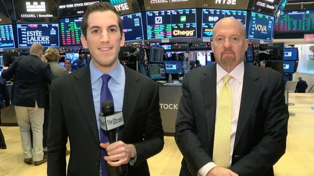 Video: Jim Cramer on FedEx, Micron, RedHat, The Finish Line and Nike