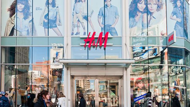 H&M Stock Pops Despite Less Than Sexy Quarter
