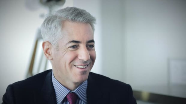 Ackman Talks ADP, Jobs, Chipotle and Shorting Department Stores