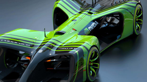 Nvidia's Aggressiveness in Self-Driving Chip Race Reminds Us of Amazon