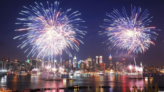 5 of the Best Places to Spend New Years