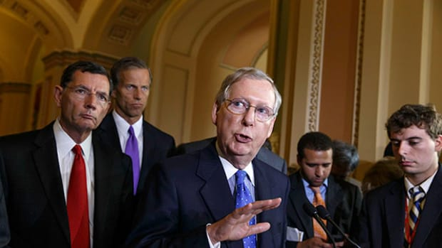 Senate to Delay August Recess to Buy Time for Legislation