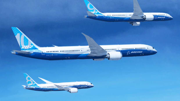 Boeing Shares Rise as Cowen Reiterates Outperform Rating, Sees Strong Backlog