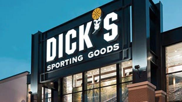 Dick's Stock Rebounds as Wall Street Pummels