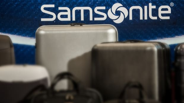 Samsonite CEO Reveals How Stock Has Packed Up 60% Gains This Year