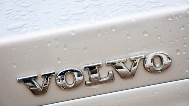 Volvo Shares Are Going Haywire