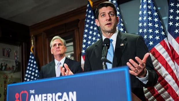 House Conservatives Push Ryan to Kill Thursday's Vote on ACA Repeal