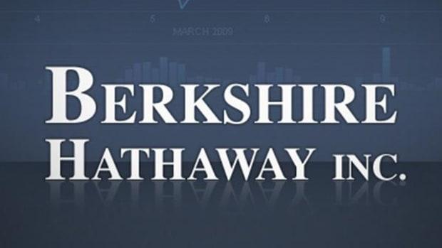 53. Berkshire Hathaway (BRKB)