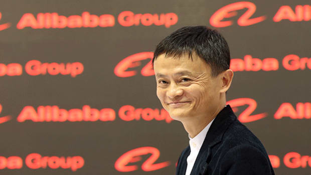 Alibaba Chief Jack Ma: We're Not Just a Company; We're an Economy That Wants to Last 102 Years