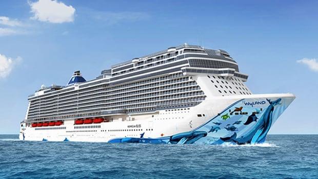 4. Norwegian Cruise Lines
