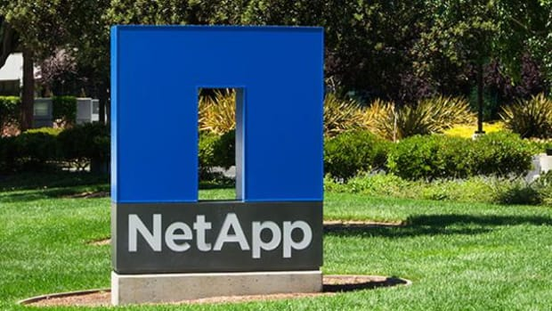 25. NetApp Inc. (NTAP)