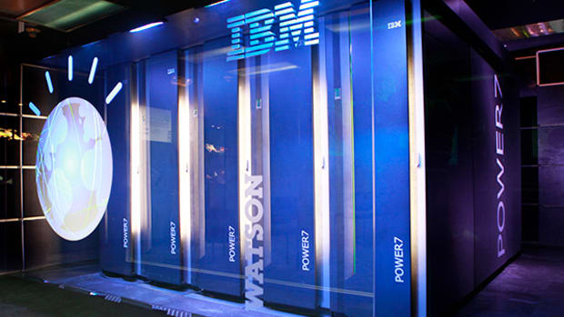 There's Nothing IBM's Watson Can Do to Keep Stock From Plunging 18%, Analyst Says