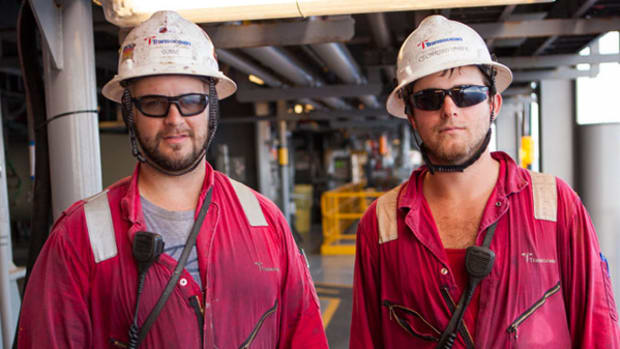 Transocean Takes $1.4 Billion Charge to Retire Six Ultra-Deepwater Floaters