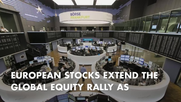 Investors Return to Risk as Geopolitical Tensions Cool