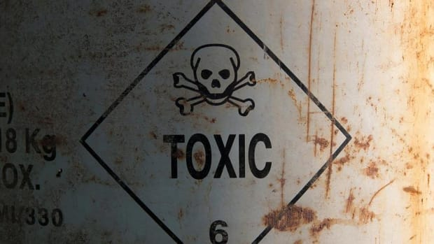 Do You Own One of These Potentially 'Toxic' Stocks?