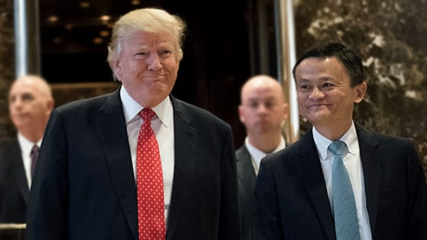 Alibaba's Jack Ma: China Needs More 'Made in America' Products