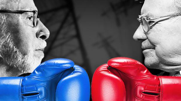 'Mystery Bidder' May Push Out Warren Buffett and Paul Miller in Battle for Oncor