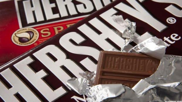 Why Hershey's Century-Old Brands Still Resonate