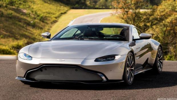 The 2018 Aston Martin Vantage Looks Insane