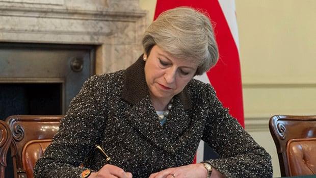 U.K. Prime Minister Vows 'Fierce Determination' to Deliver Best Brexit Deal