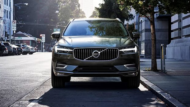 Volvo to Export Chinese-Made Electric Vehicles