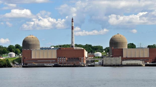 Entergy Is Closing New York's Indian Point Nuclear Power Plant