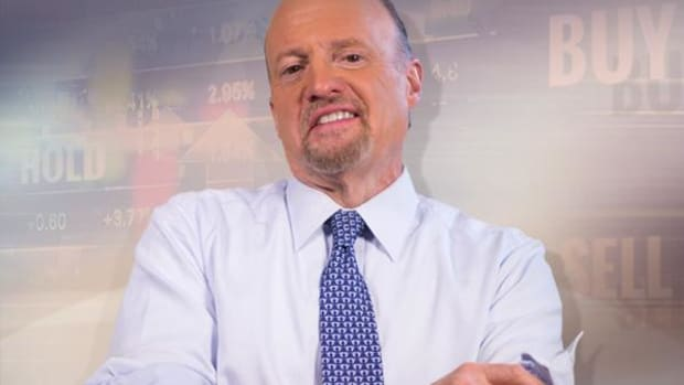 Jim Cramer -- Foot Locker Could Report Good Results