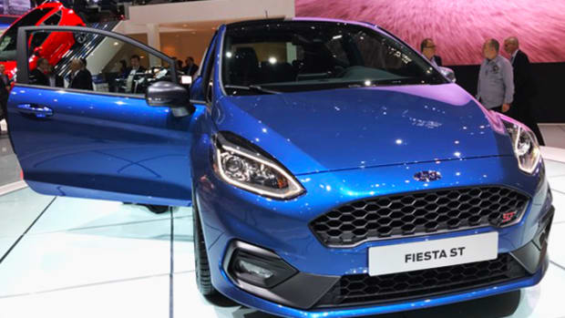 Ford Makes a Profitable Performance Statement in Europe With Fiesta ST
