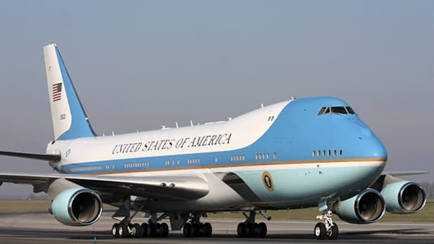 Boeing Cuts a Deal for Air Force One and Russia Has Nothing to Do With It