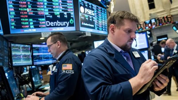 Stock Futures Fall as Syria, North Korea Tensions Rise