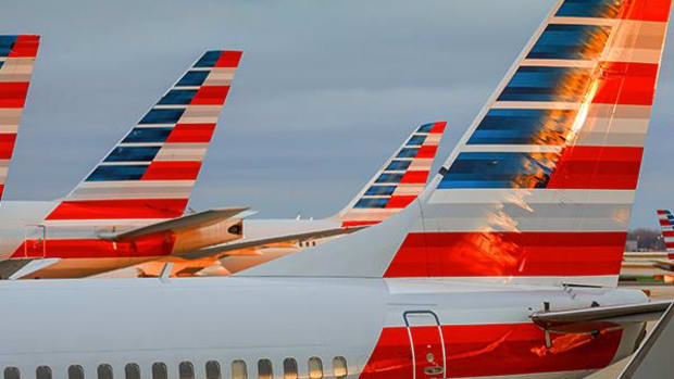American Airlines Is in Danger of Cruising To Another Deep Selloff