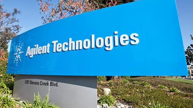 Jim Cramer: Agilent Technology Has Been One of My Favorites