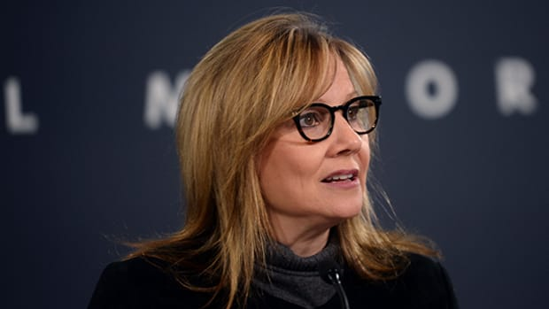 GM CEO Mary Barra Joins Disney's Board