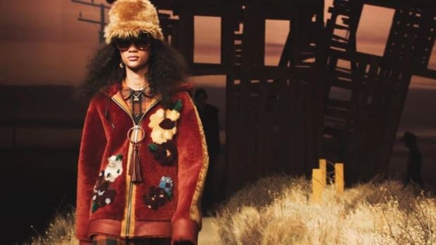 Coach Enters Fashion Week With Mad Swagger