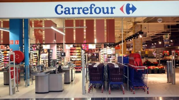 Carrefour Shares Gain After Brazilian Unit Files IPO Prospectus